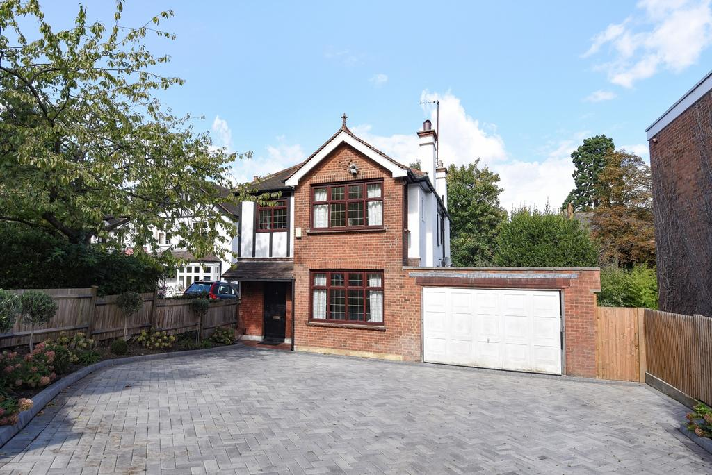 4 Bedrooms Detached House for sale in Crystal Palace Park Road Sydenham SE26