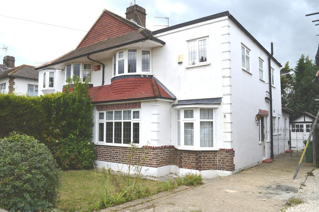 5 Bedrooms Semi Detached House for sale in Dulverton Road London SE9
