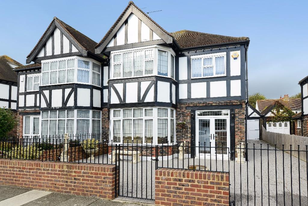 3 Bedrooms Semi Detached House for sale in Kenton Road Hove East Sussex BN3