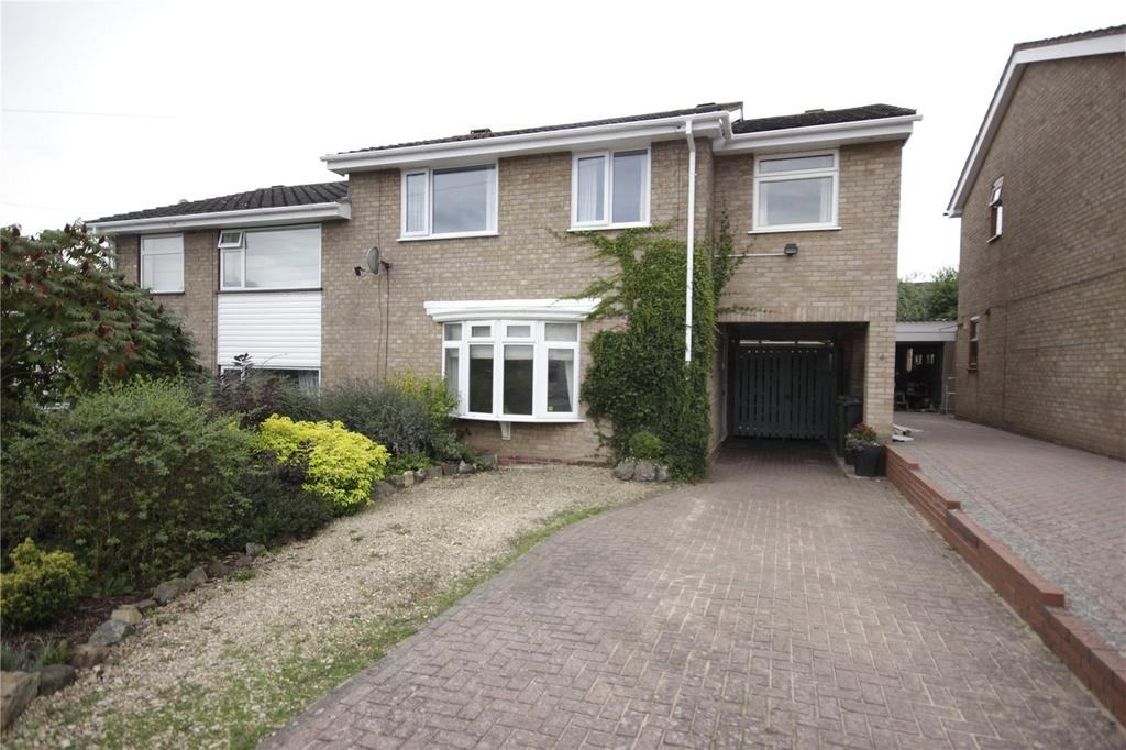3 Bedrooms Semi Detached House for sale in Lower Wick, Worcester