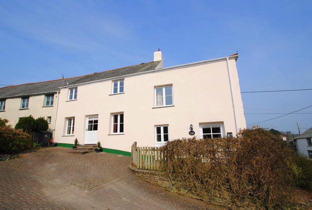 3 Bedrooms Semi Detached House for sale in Town Estate Cottages, West Down