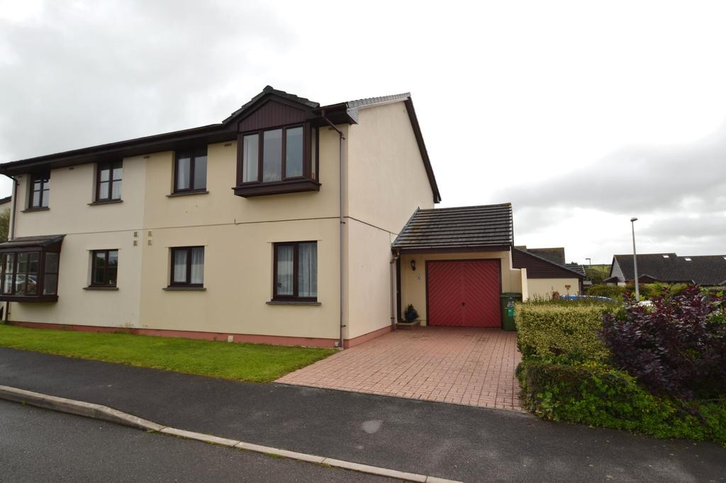 4 Bedrooms Semi Detached House for sale in Pengilly Way, Hartland