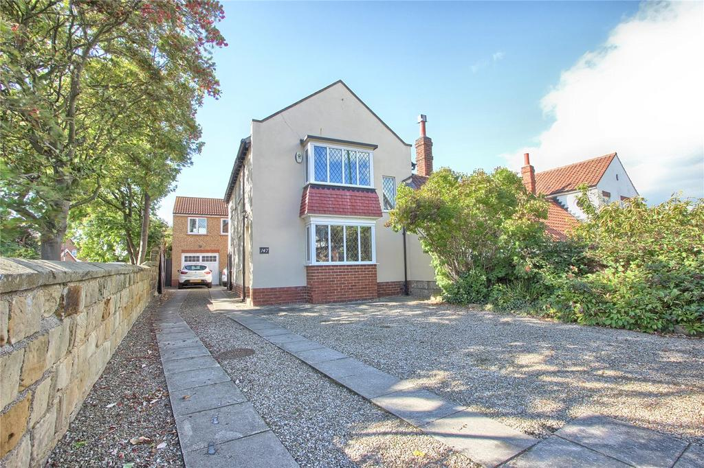 4 Bedrooms Semi Detached House for sale in High Street, Marske-by-the-Sea