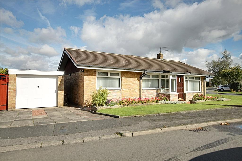 3 Bedrooms Detached Bungalow for sale in Grisedale Crescent, Egglescliffe