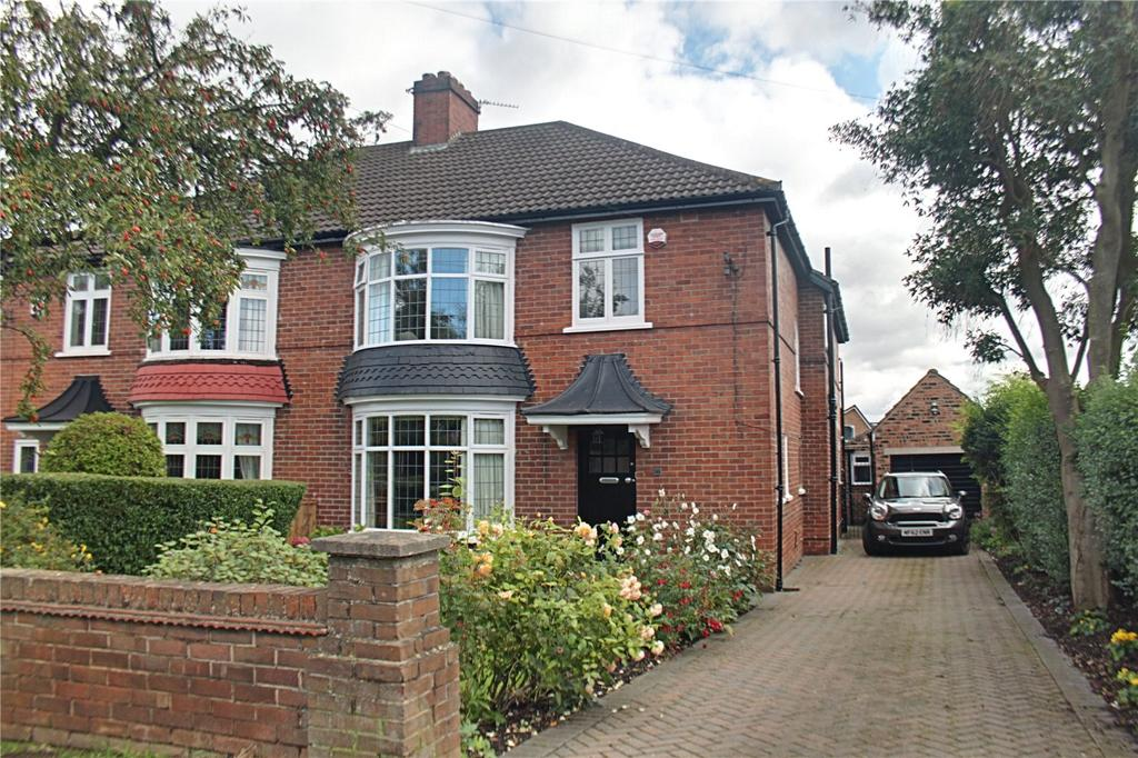 4 Bedrooms Semi Detached House for sale in Yarm Road, Eaglescliffe