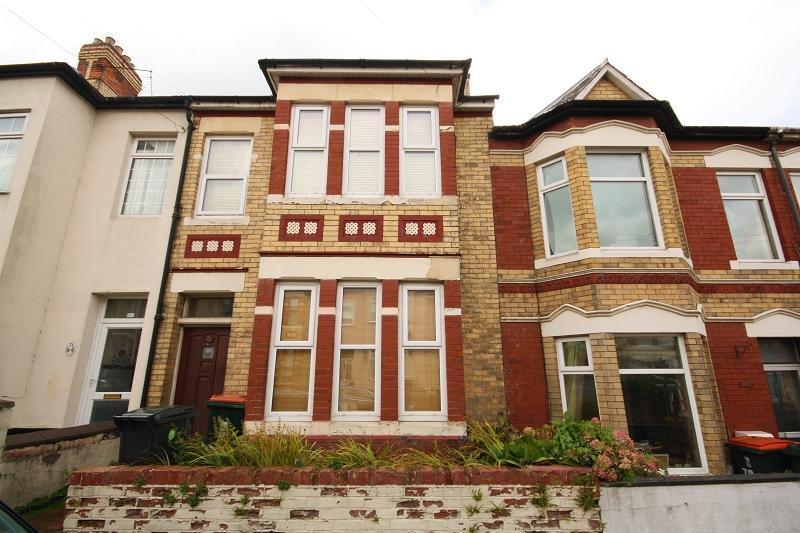 3 Bedrooms Terraced House for sale in Morden Road, Newport, Newport. NP19 7ES