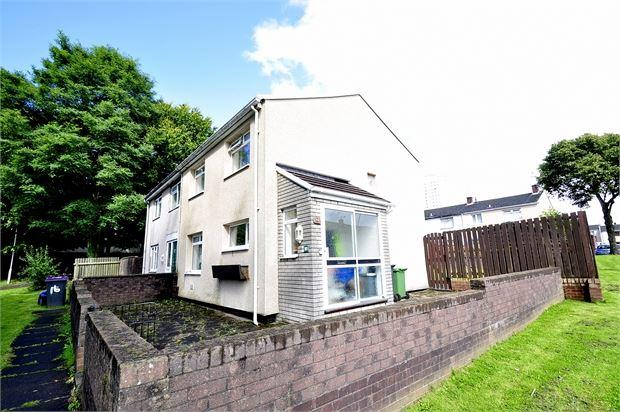 3 Bedrooms End Of Terrace House for sale in Wentloog Close, Cwmbran, Cwmbran, Torfaen . NP44 3PP