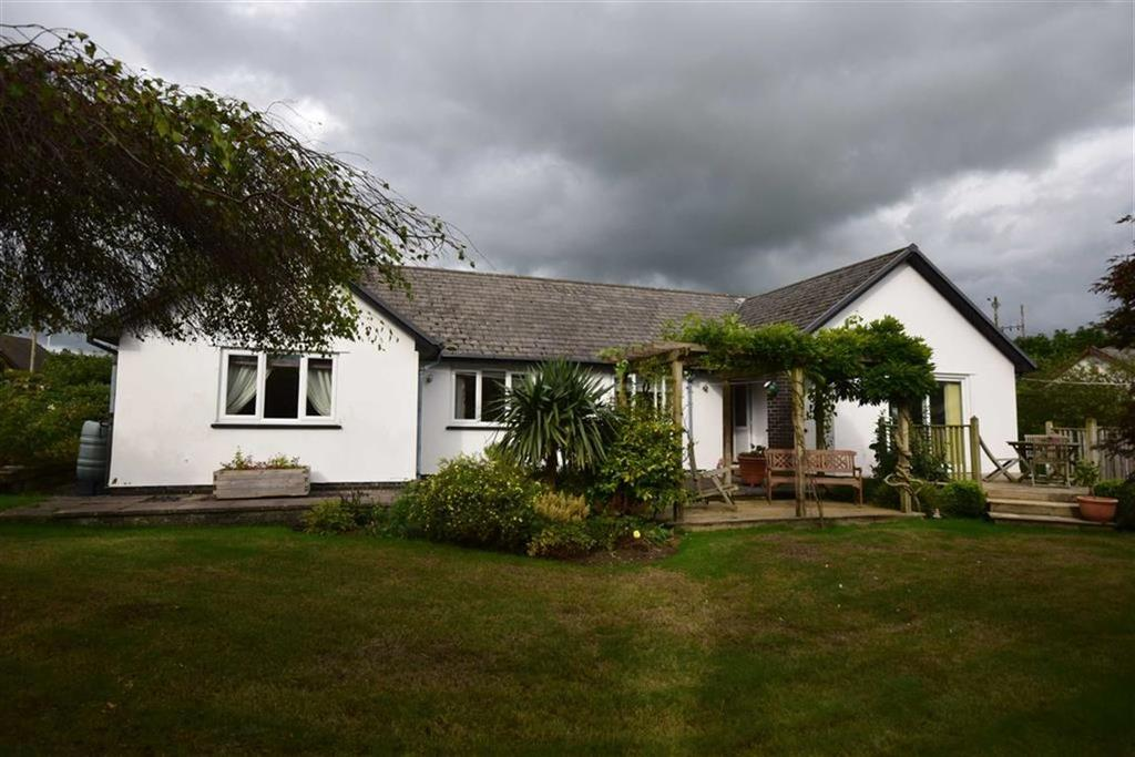 4 Bedrooms Detached Bungalow for sale in Maesgwyntog, Penegoes, Machynlleth, Powys, SY20
