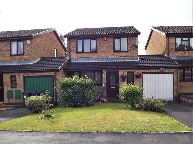 3 Bedrooms Detached House for sale in Pugin Gardens,Birmingham,