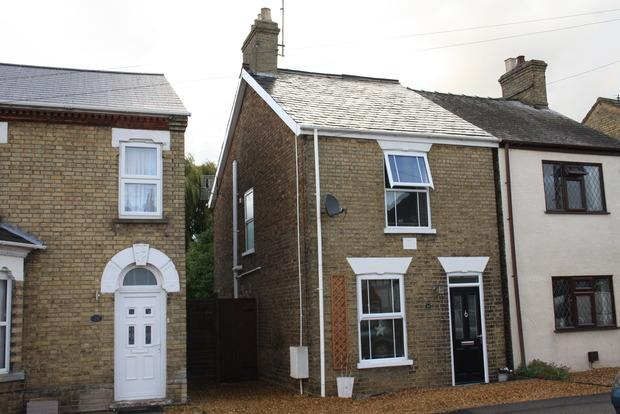2 Bedrooms Detached House for sale in St Johns Road, March, PE15