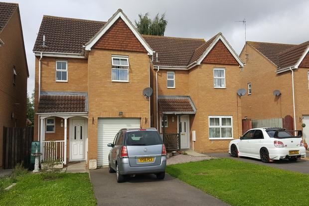 3 Bedrooms Detached House for sale in Nightall Drive, March, PE15