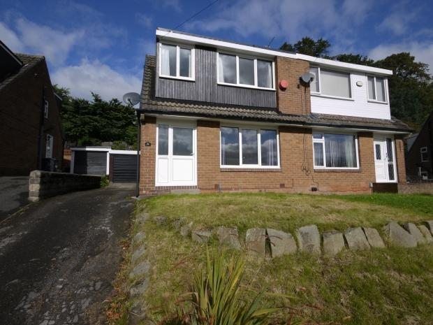 3 Bedrooms Semi Detached House for sale in Castlefields Crescent Rastrick Brighouse