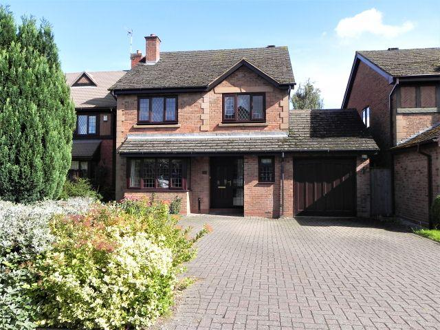 3 Bedrooms Detached House for sale in Oldacre Close,Sutton Coldfield,West Midlands