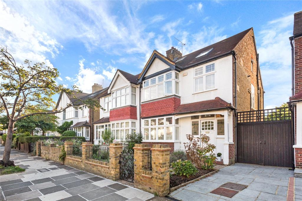 5 Bedrooms House for sale in Marksbury Avenue, Kew, Surrey