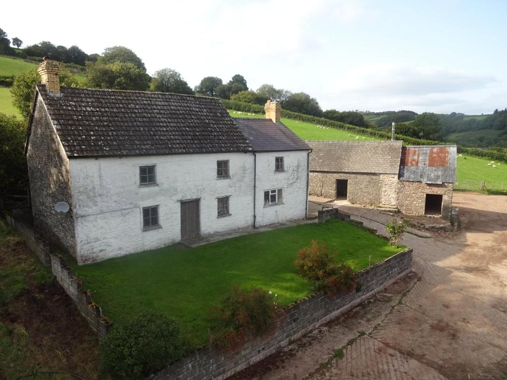 3 Bedrooms Detached House for sale in Gwenddwr, Builth Wells, Powys