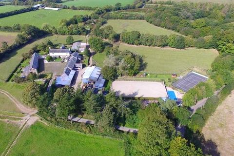 26 bedroom equestrian facility for sale - Kings Nympton, Umberleigh, Devon