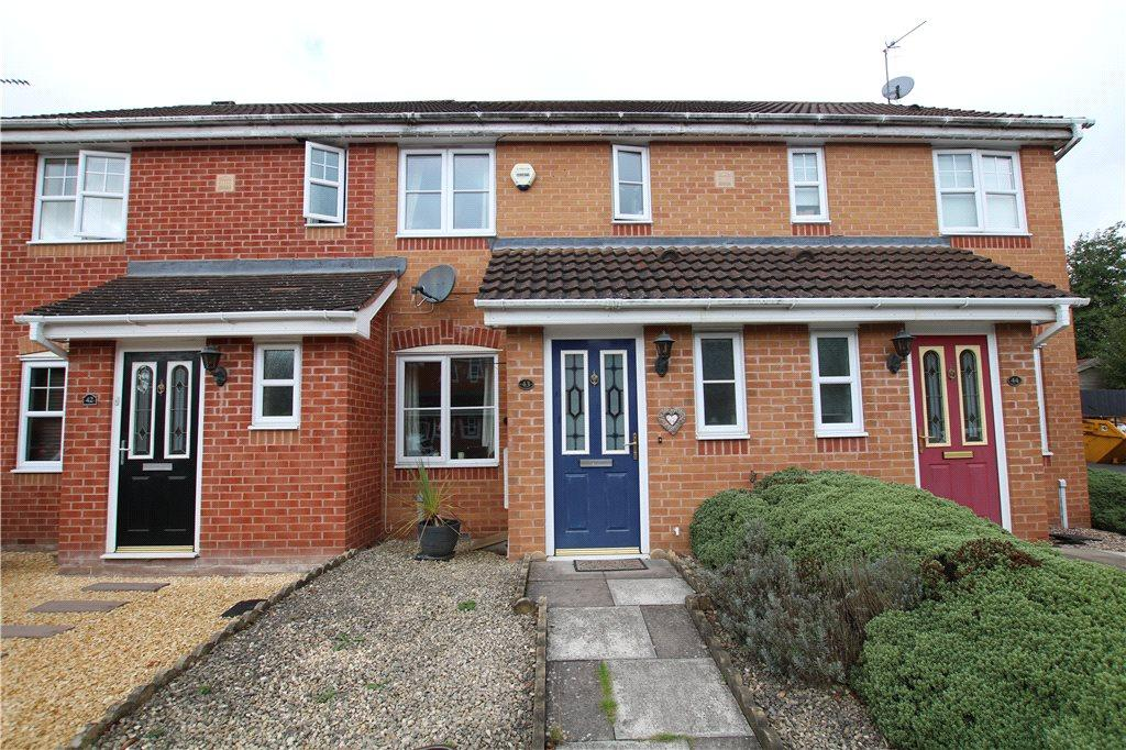 2 Bedrooms Terraced House for sale in Wheatcroft Close, Redditch, Worcestershire, B97