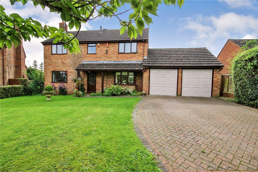 4 Bedrooms Detached House for sale in Harpley Orchard, Harpley Road, Defford, Worcestershire, WR8
