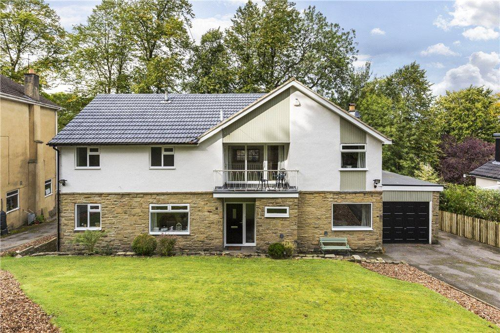 5 Bedrooms Detached House for sale in Crossbeck Road, Ilkley, West Yorkshire