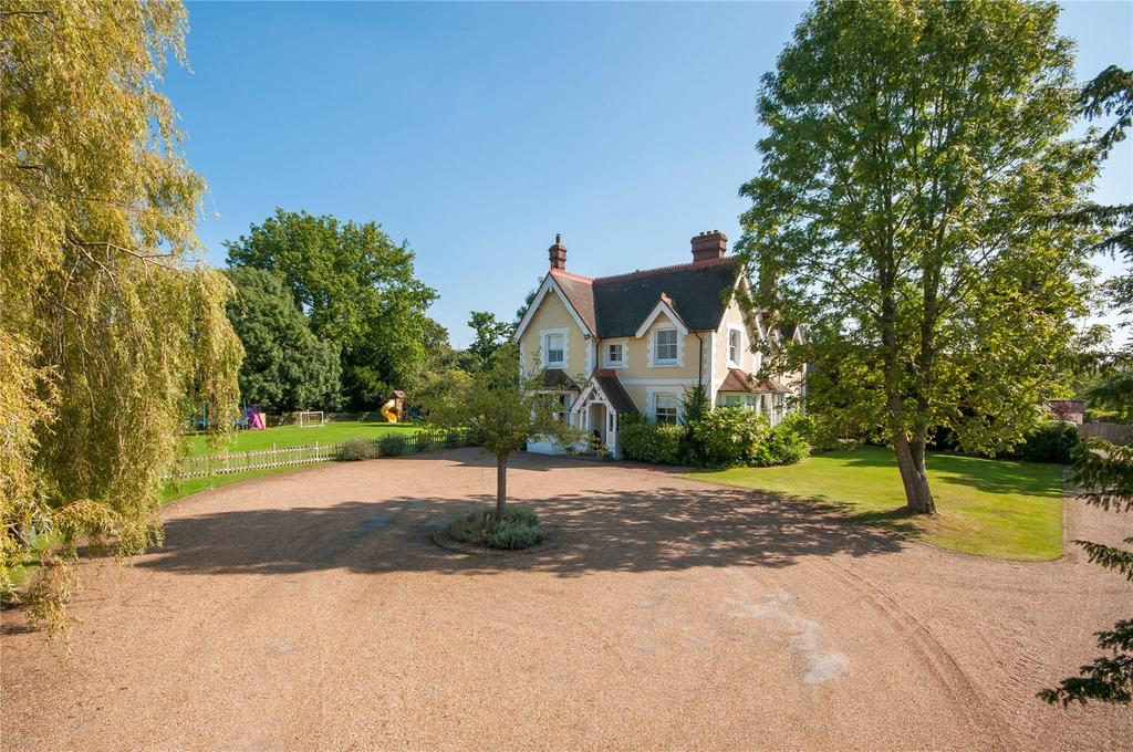 6 Bedrooms Equestrian Facility Character Property for sale in Rusper Road, Newdigate, Dorking, Surrey, RH5