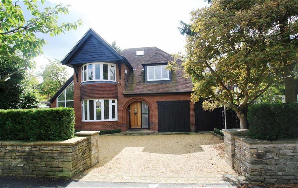 4 Bedrooms Detached House for sale in Grangeway, Handforth