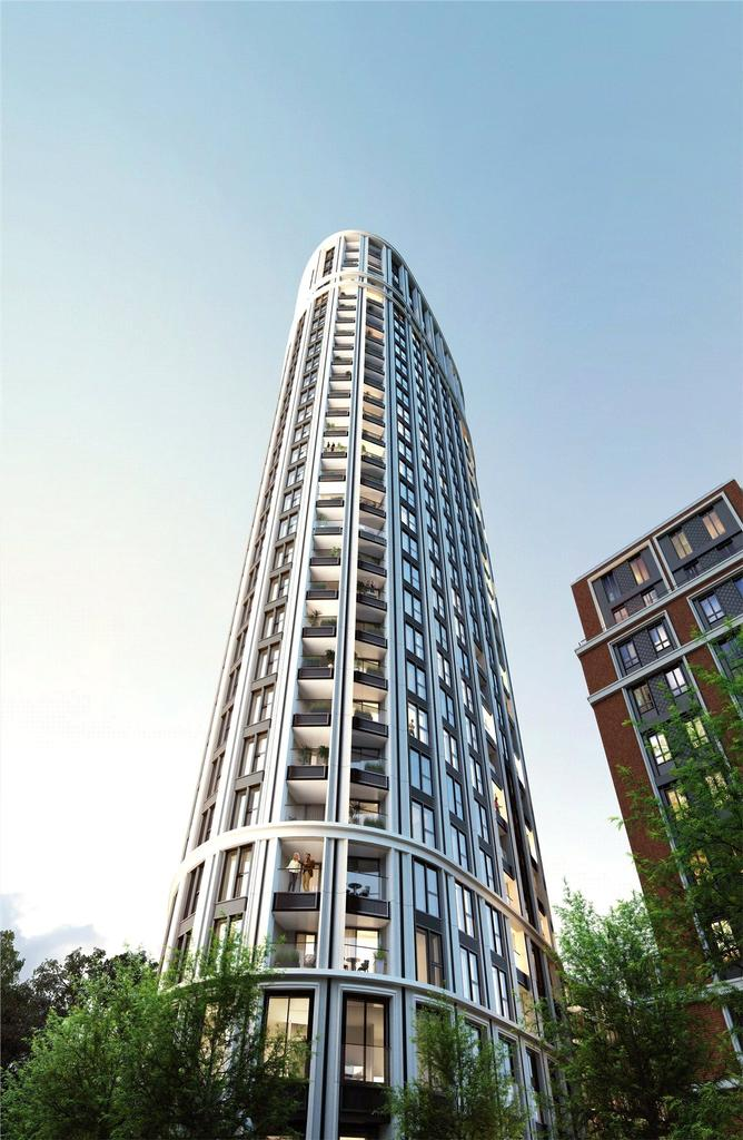 2 Bedrooms Flat for sale in West End Gate, Newcastle Place, London, W2