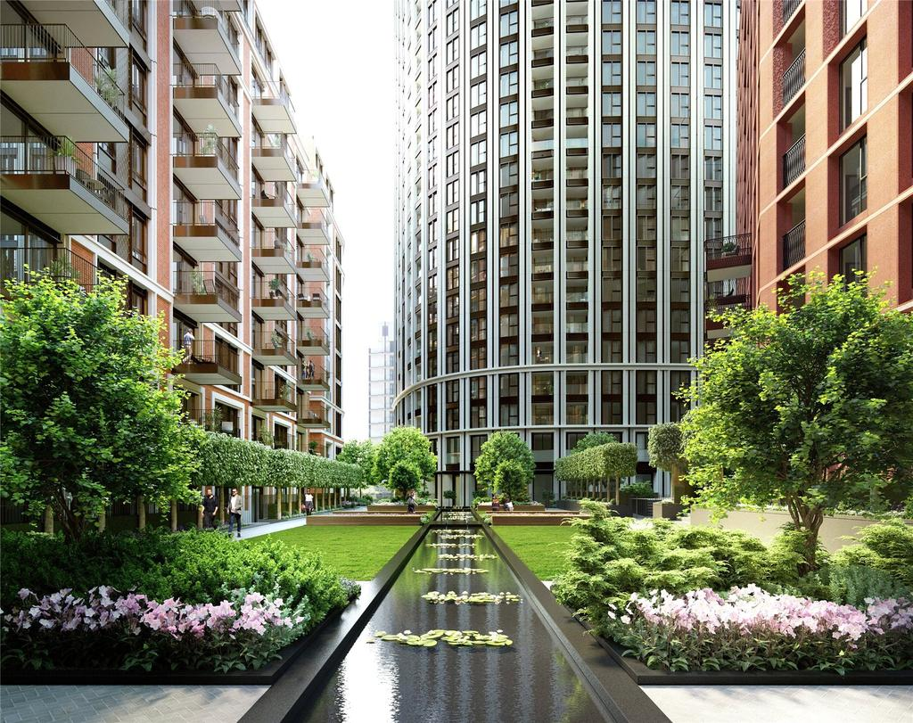 3 Bedrooms Flat for sale in West End Gate, Newcastle Place, London, W2