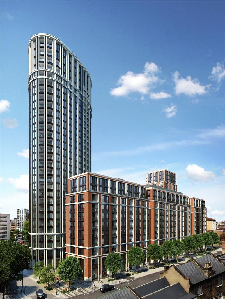 1 Bedroom Flat for sale in West End Gate, Newcastle Place, London, W2
