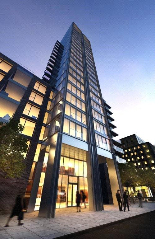 2 Bedrooms Flat for sale in Goodmans Fields, Leman Street, London, E1