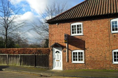 2 bedroom cottage to rent - Blyth Road, Ranby, Retford
