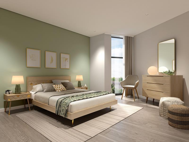 2 Bedrooms Apartment Flat for sale in 302 Bow Collection