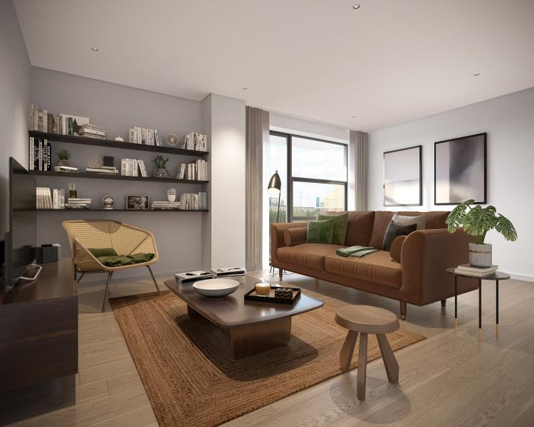 3 Bedrooms Apartment Flat for sale in Penthouse 401 Bow Collection