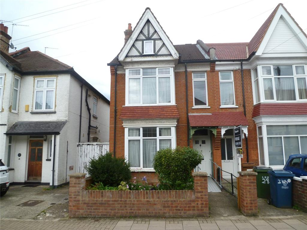 4 Bedrooms Semi Detached House for sale in Hamilton Road, Harrow, Middx, HA1
