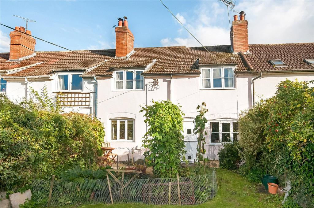 2 Bedrooms Terraced House for sale in Rack Manger Cottages, Crawley, Winchester, Hampshire, SO21