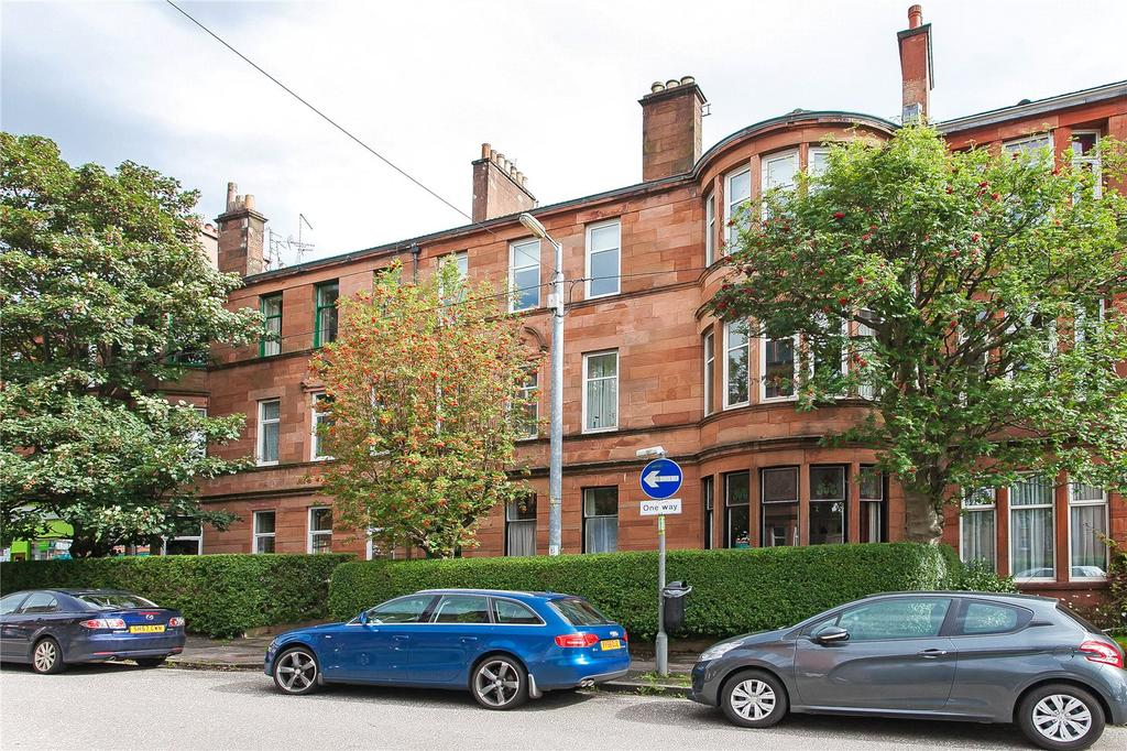 4 Bedrooms Apartment Flat for sale in 2/1, Ancaster Drive, Jordanhill, Glasgow