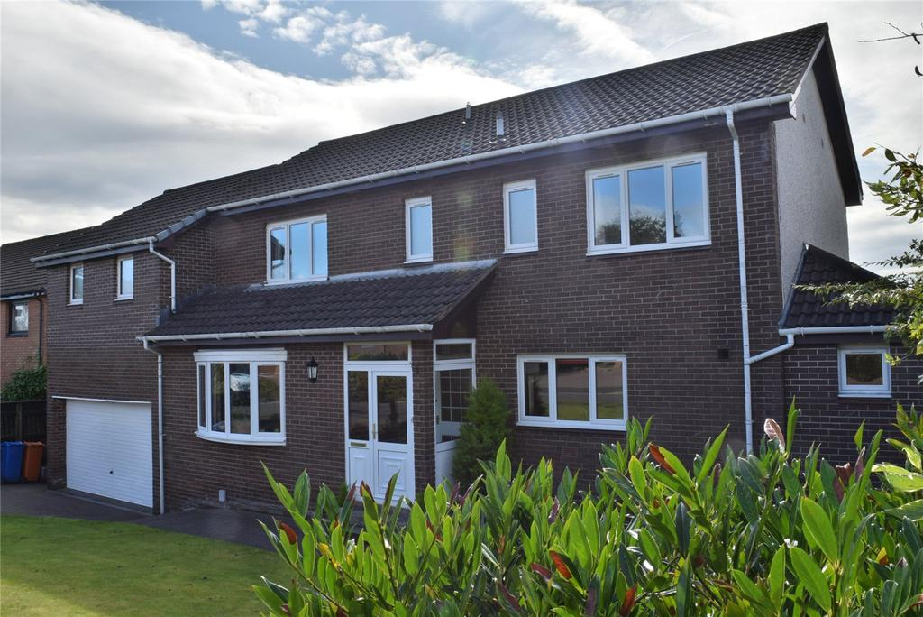 4 Bedrooms Detached House for sale in Moorfoot Way, Bearsden