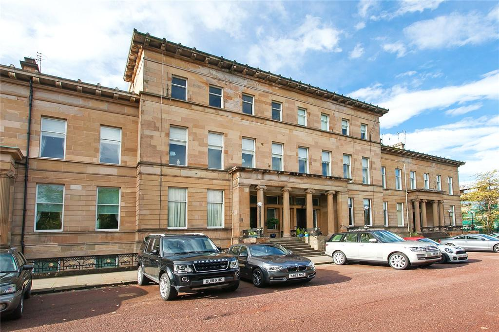 3 Bedrooms Apartment Flat for sale in 2nd Floor Conversion, Great Western Terrace, Downahill, Glasgow