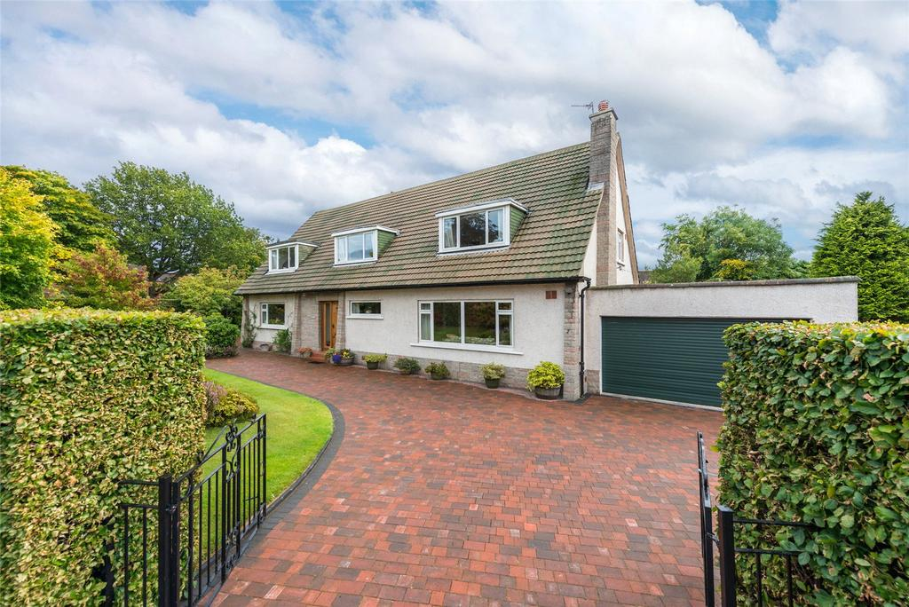 6 Bedrooms Detached House for sale in Greskine, Cammo Road, Edinburgh, Midlothian