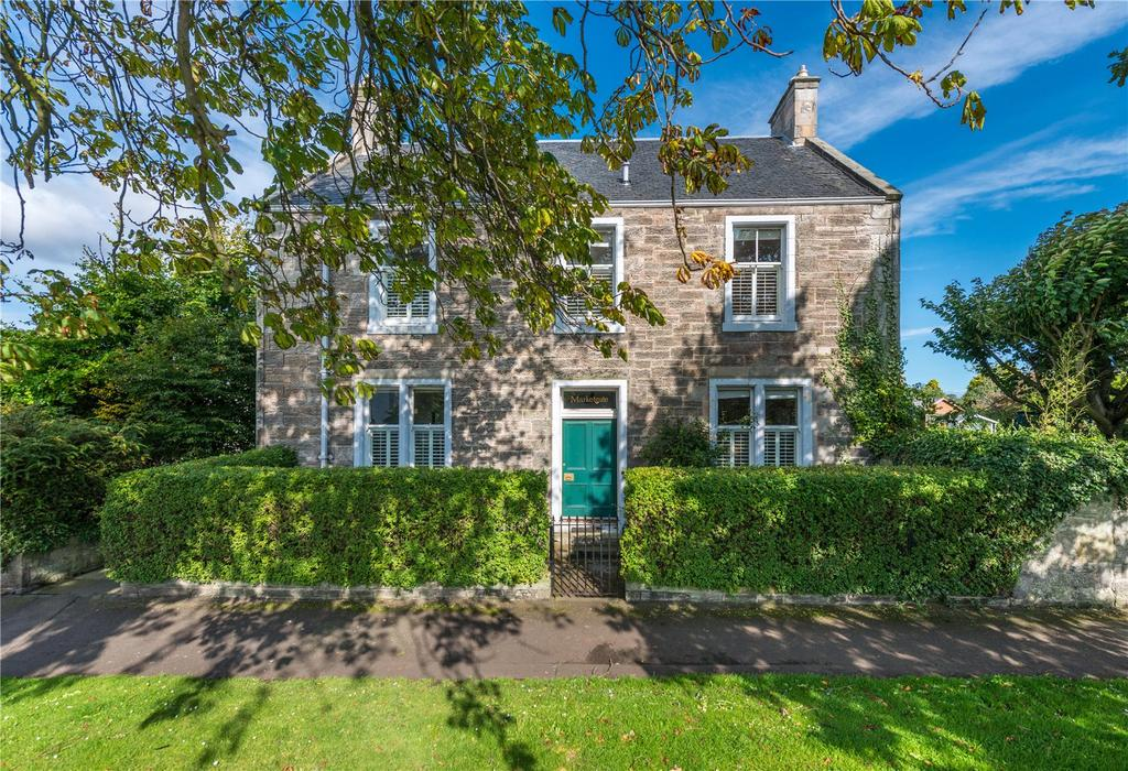 5 Bedrooms Detached House for sale in Marketgate Farmhouse, Main Street, Ormiston, Tranent, East Lothian