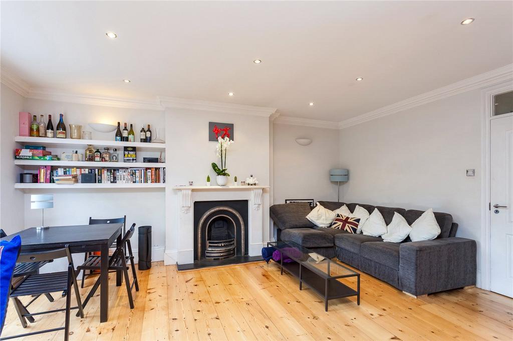 2 Bedrooms Flat for sale in Blackstock Road, London, N5