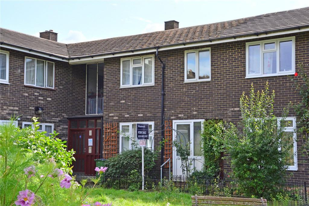 3 Bedrooms Terraced House for sale in Stane Way, Shooters Hill, London, SE18