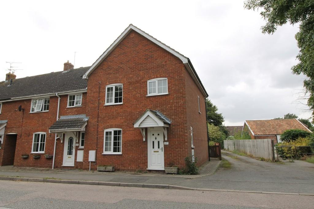 3 Bedrooms End Of Terrace House for sale in College Road, Framlingham