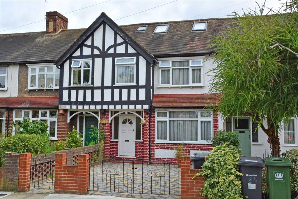 4 Bedrooms Terraced House for sale in Milborough Crescent, Lee, London, SE12