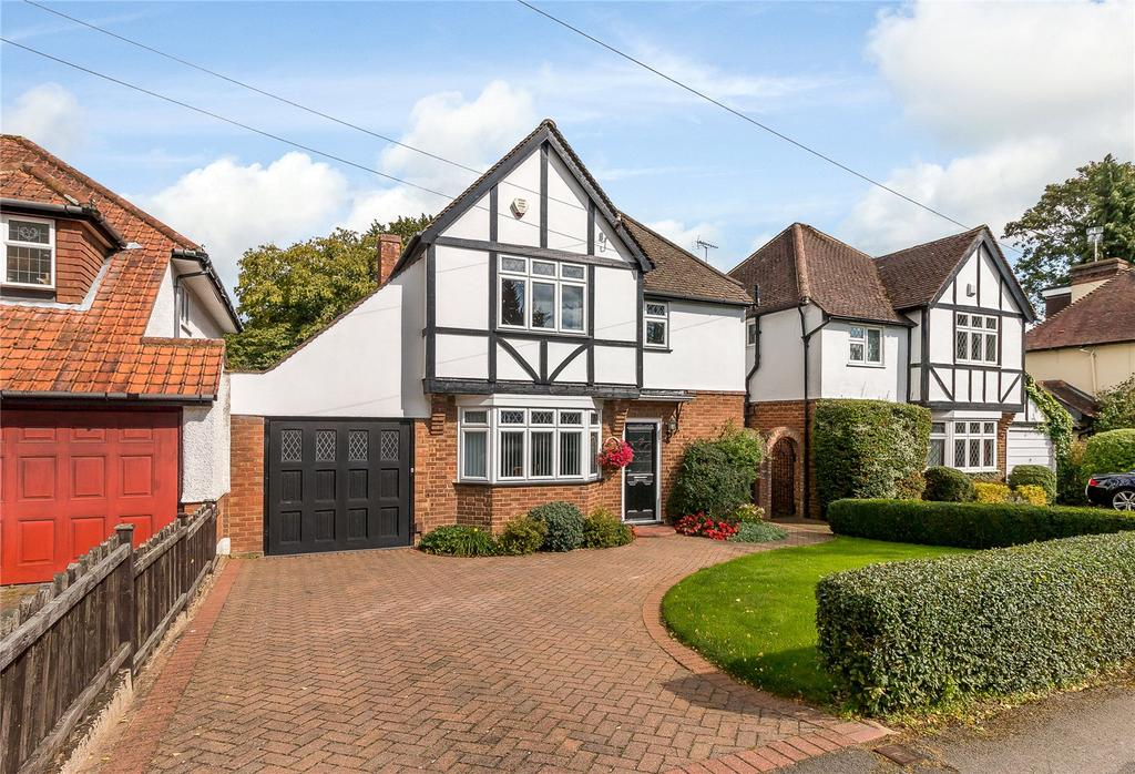 3 Bedrooms House for sale in Money Hill Road, Rickmansworth, Hertfordshire