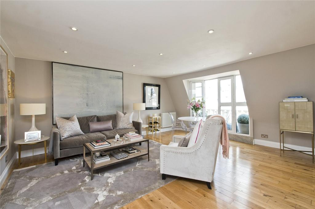 2 Bedrooms Flat for sale in Prince of Wales Terrace, London