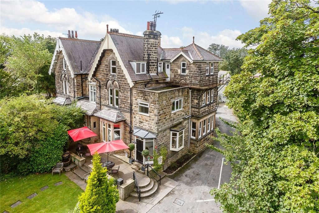 8 Bedrooms Semi Detached House for sale in Ripon Road, Harrogate, North Yorkshire