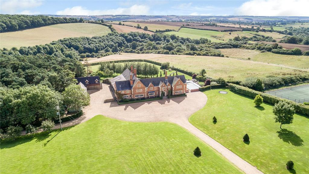 7 Bedrooms Detached House for sale in Keythorpe, Leicestershire