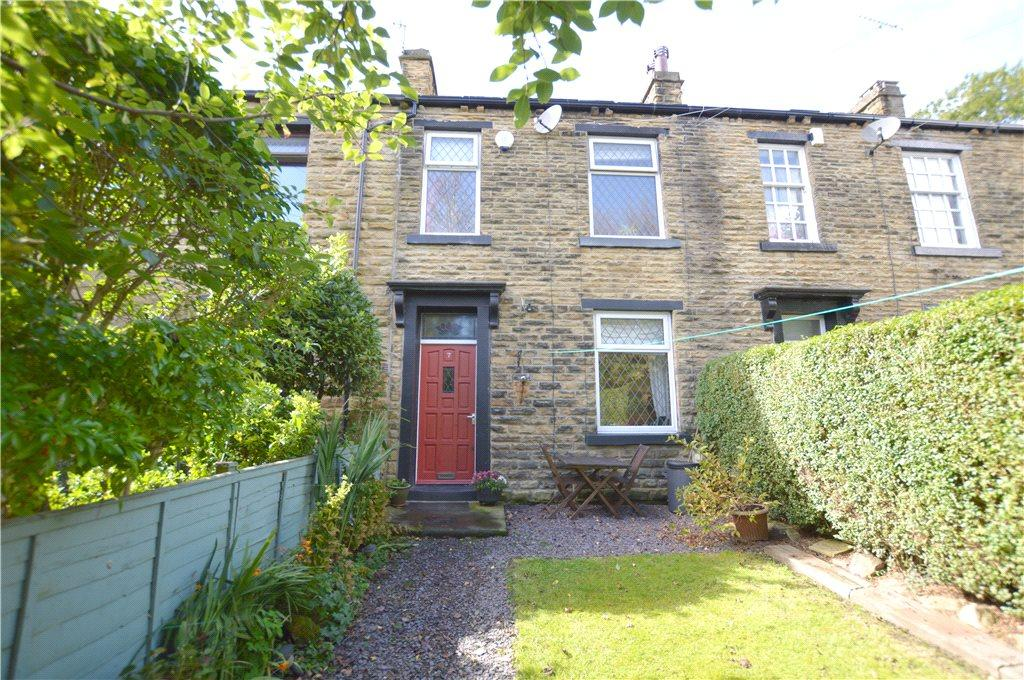 2 Bedrooms Terraced House for sale in Radcliffe Terrace, Pudsey, West Yorkshire