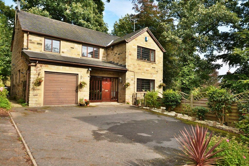 4 Bedrooms Detached House for sale in Beech Drive, Horsforth, Leeds, West Yorkshire
