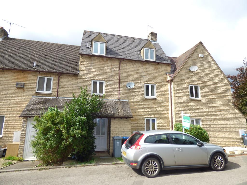 3 Bedrooms Town House for sale in Chipping Norton, Oxfordshire